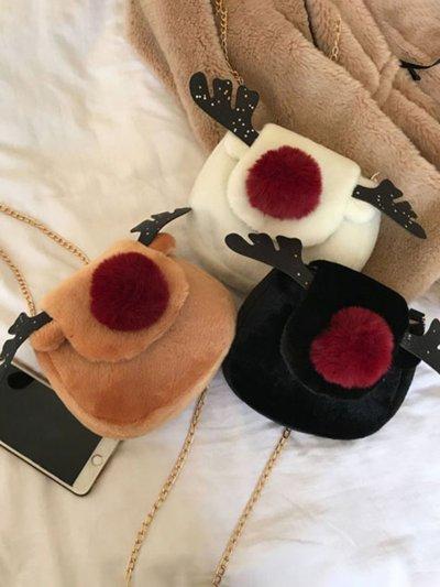 Christmas Cute Magnetic Crossbody Bags