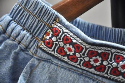 Casual Cotton Pockets Loose Pants