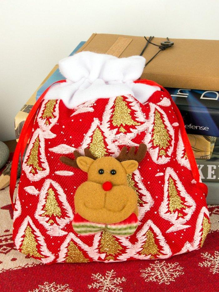 Christmas Santa Claus Candy Bag