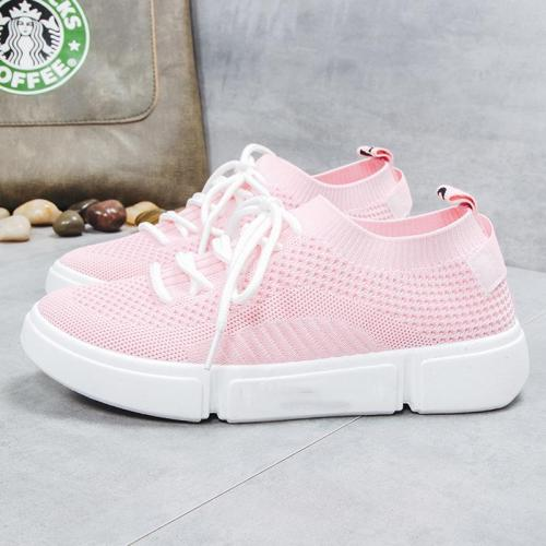 Women Mesh Fabric Sneakers Casual Comfort Shoes