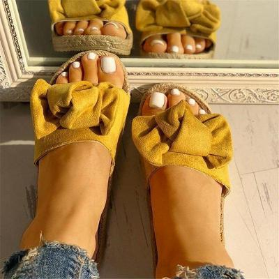 Summer Daily Flat Heel Slippers