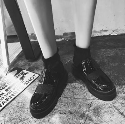 Women Platform Daily Boots