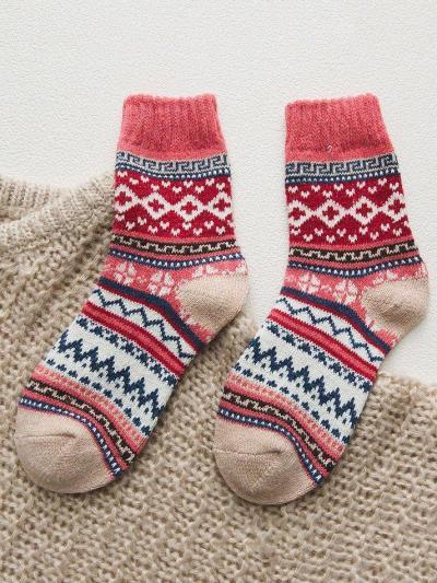 Breathable Casual Cotton Underwear & Socks