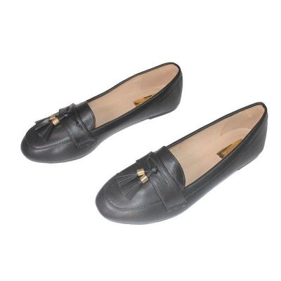 Women Tassel Summer Flat Heel Artificial Leather Loafers