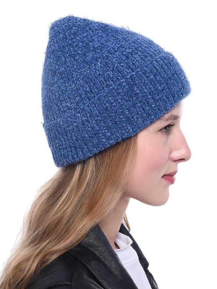 Knitted Casual Vintage Holiday Hat