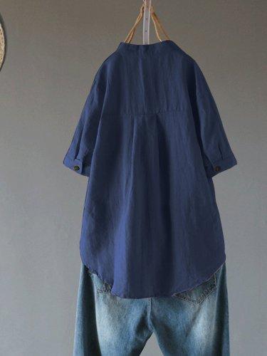 Casual Short Sleeve V Neck T-Shirts