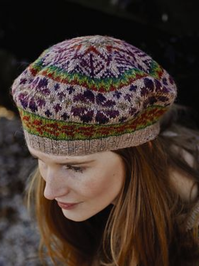 Printed Casual Hats