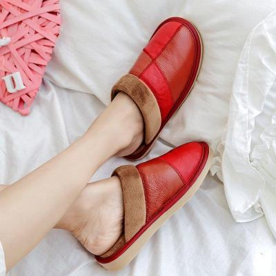 Women Warm Slippers Casual Comfort Shoes