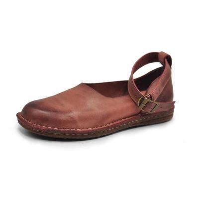 All Season Flat Heel Flats