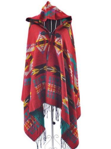 Cotton-Blend Scarves & Shawls