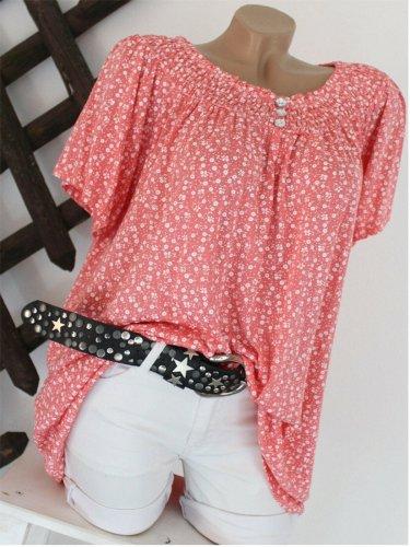 Chiffon Casual Shirts & Tops