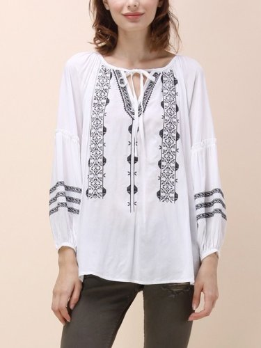 3/4 Sleeve Shirts & Tops