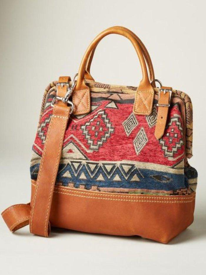 Boho Casual Shoulder Bag