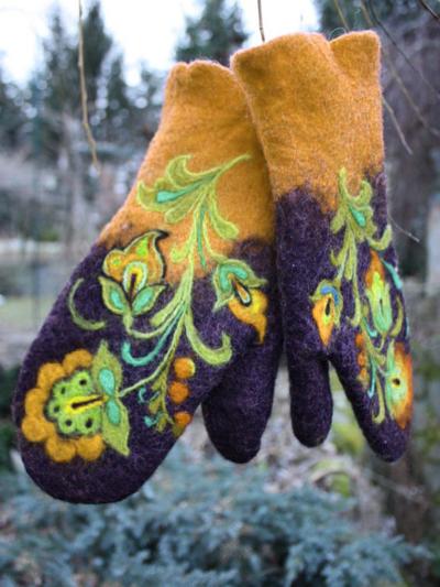 Soft Cotton Gloves & Mittens