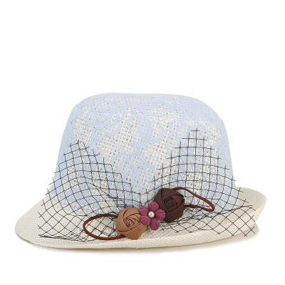 Ladies Summer Elegant Hat Sunscreen Outdoor Shade