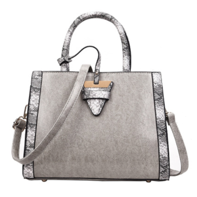 Women Solid Casual PU Leather Bag