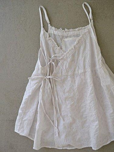 White V Neck Sleeveless Shirts & Tops