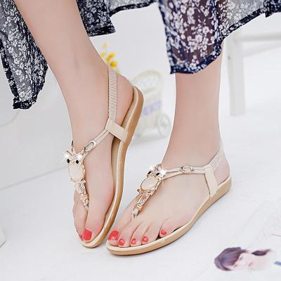 Casual Summer Slip-On Sandals