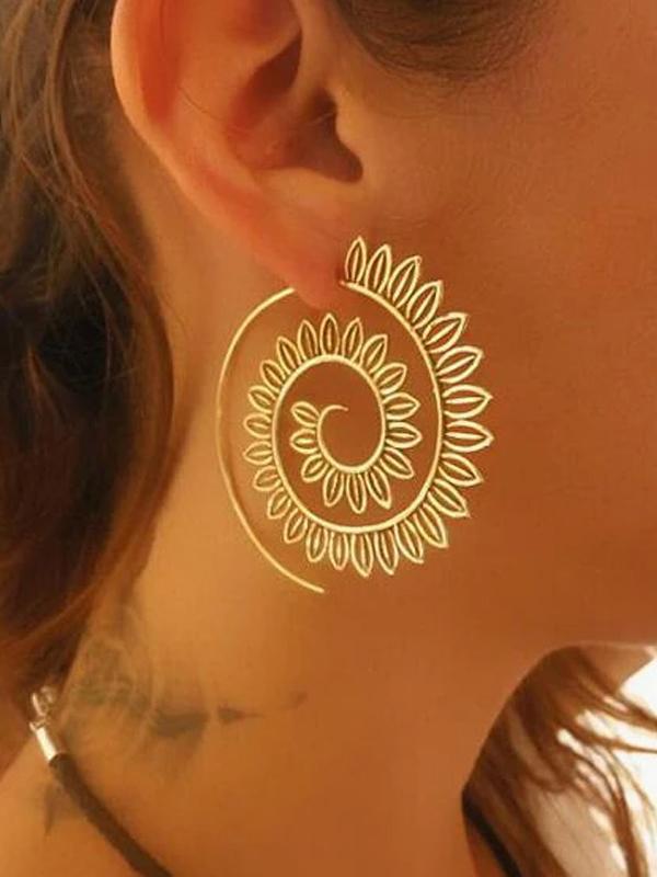 Leaf Helix Earring Accessories