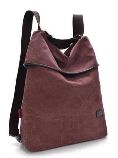 Zipper Backpacks