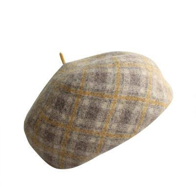 Women's Autumn Winter Retro Berets Hats