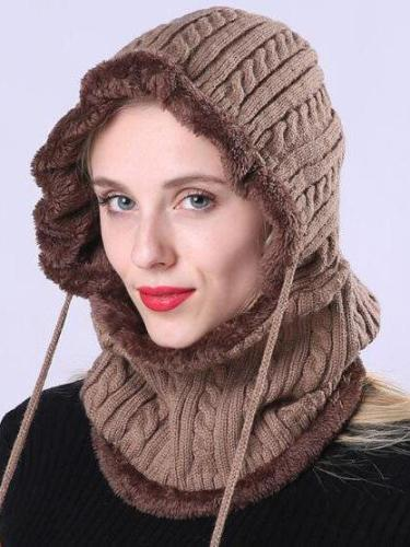 Women Casual Plain KnittedHats