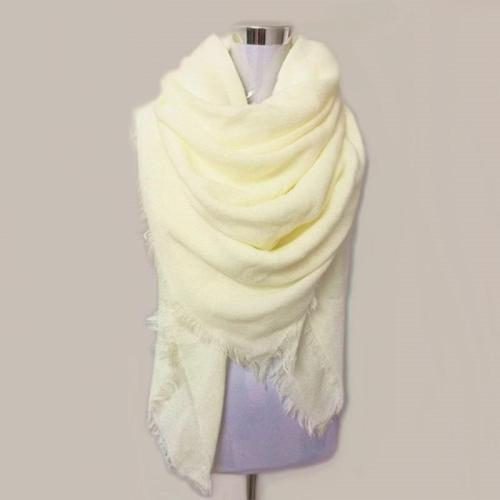 Za Solid Scarf Women bufandas mujer 2020 black fashion warm women scarf winter scarves wrap shawl Blanket Scarf