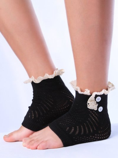 Winter Warm Knitted Foot Cover