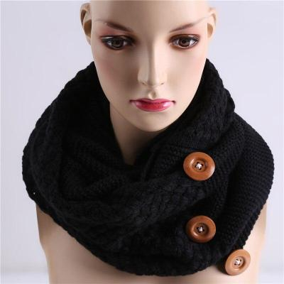 Fashion Winter Thick Warm Scarf For Women Knitting