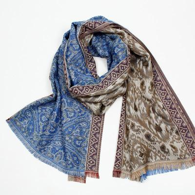 Spring and Summer New Cotton Printed Shawl Scarf