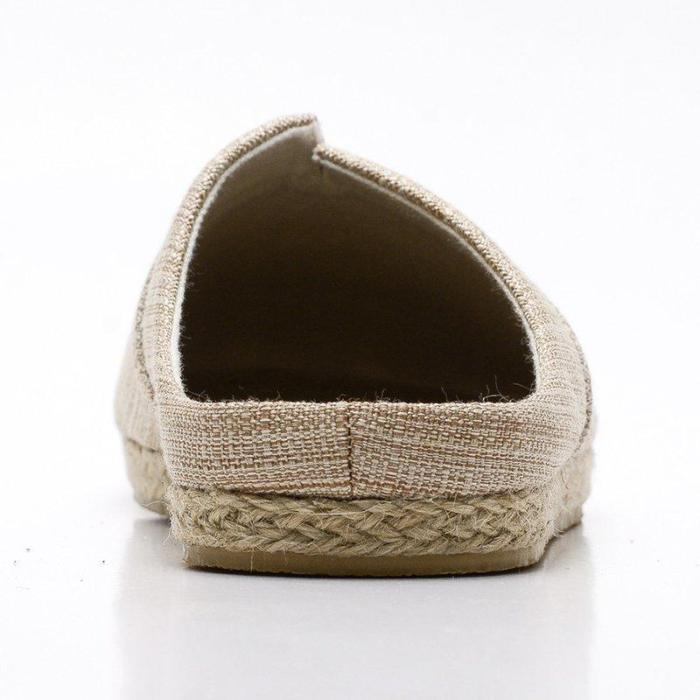 Women Closed Slippers Casual Comfort House Shoes