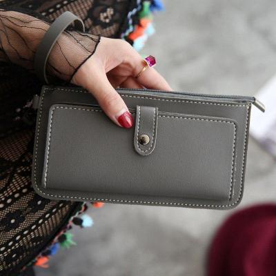 Retro Glamorous Multiple Slots Women Wallets