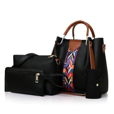 Magnetic Pu Shoulder Bags