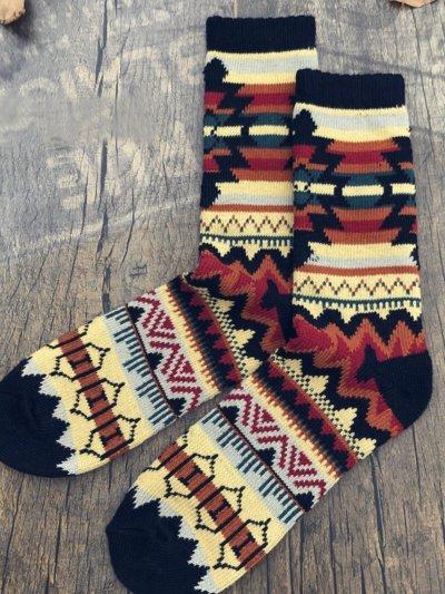 Cotton-Blend Underwear & Socks