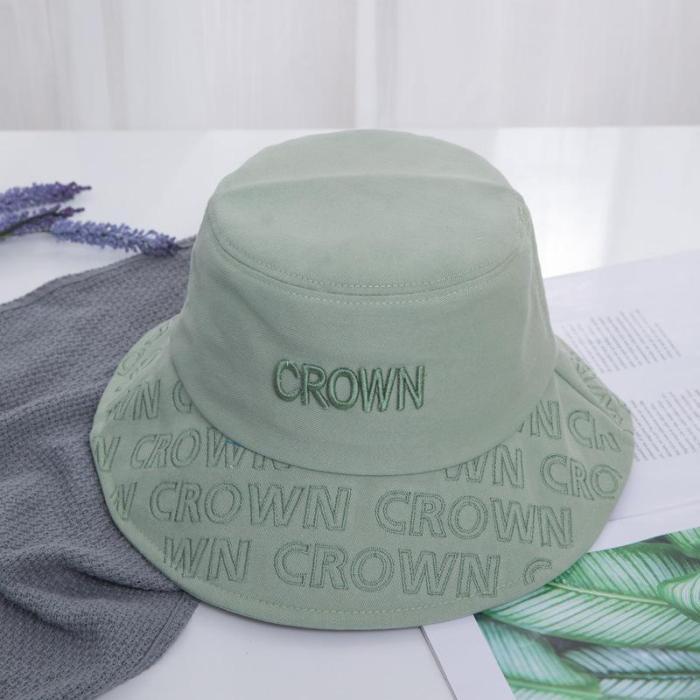 Women's Summer Sun Visor Fisherman Hat