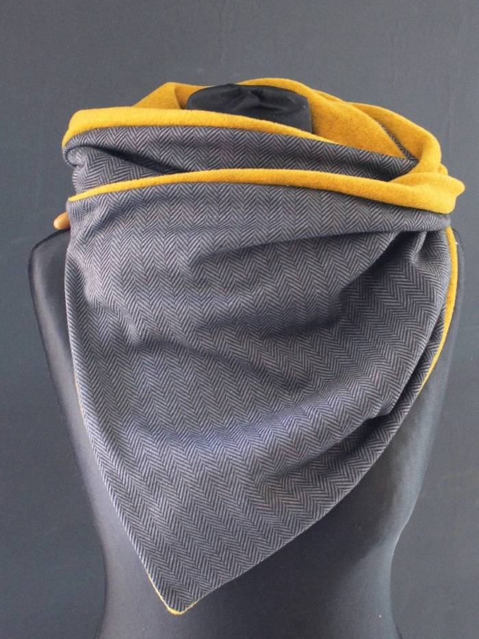 Multicolor Casual Cotton-Blend Scarves & Shawls