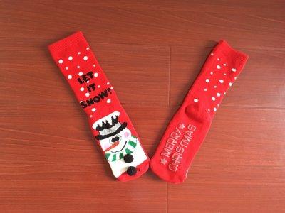 Stockings Anti-slip Christmas Day Socks.
