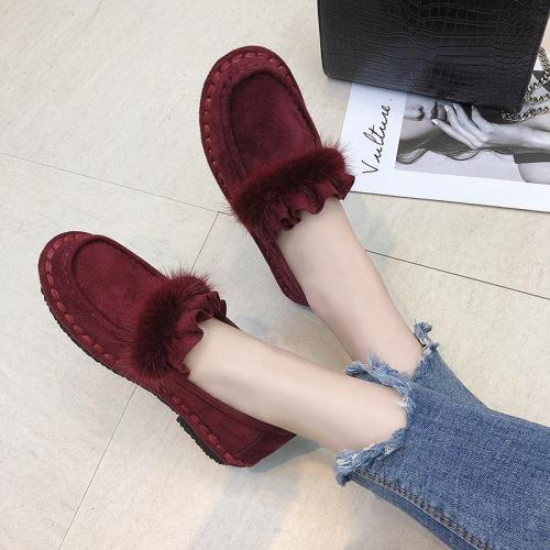 Women Flat Loafers Casual Comfort Slip On Shoes