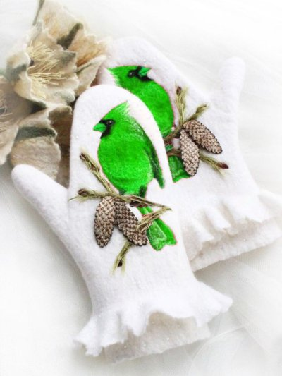 Fashion Winter Gloves
