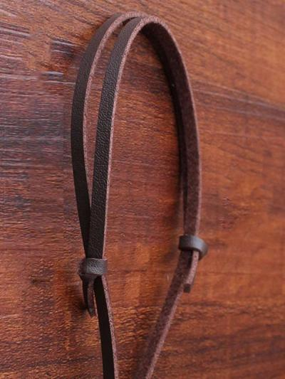Retro Rings Necklace