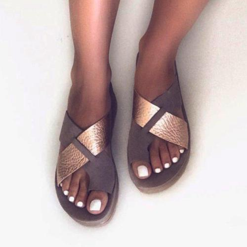 Women Vintage Sandal Shoes