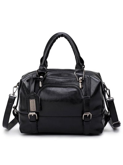 Women vintage Boston Sequined Handbags