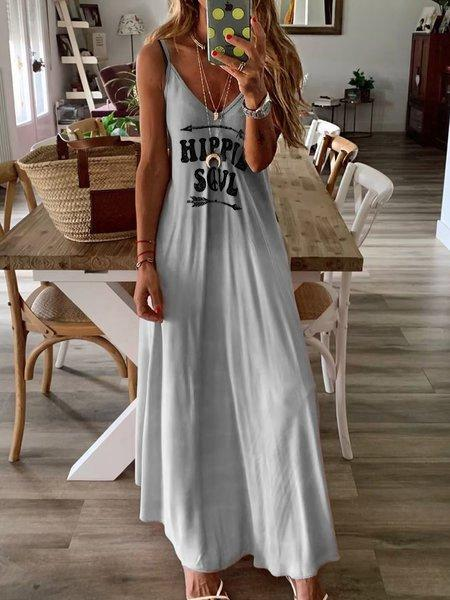 Solid Sleeveless Color-Block Dresses