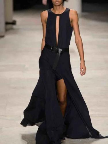 Black Cotton Cocktail Dresses
