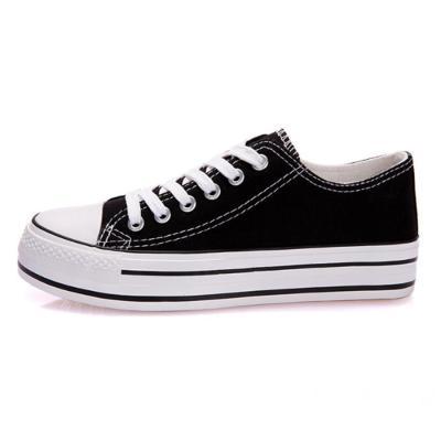 Plain  Flat  Criss Cross  Round Toe  Casual Sport Sneakers