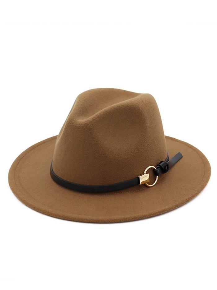 Womens Simple Felt Hats