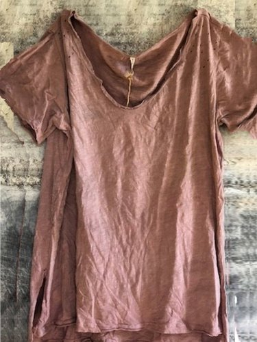 Women Casual Tops Tunic T Shirt
