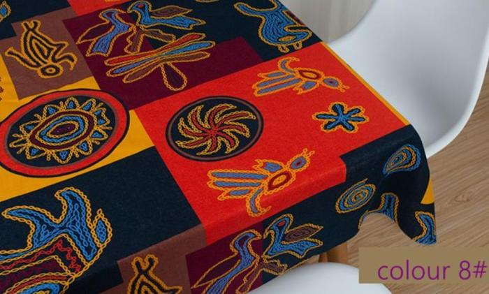 Japanese sewing fabric bronze Nigeria printed cotton fabric for DIY tablecloth and Background decoration