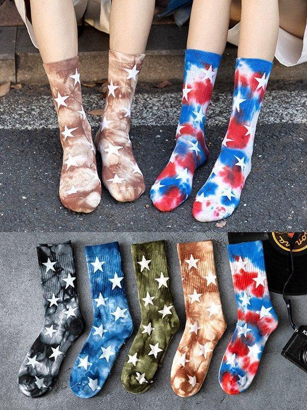 Warm Mid-Carf Socks - One size