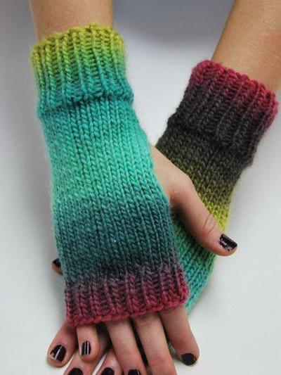 Color Casual Gloves & Mittens
